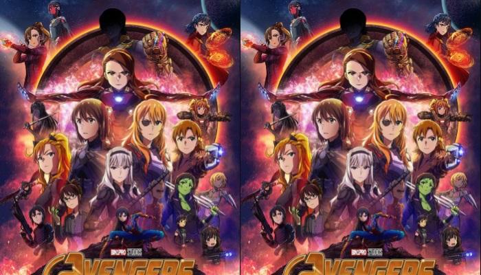 10 Potret Lucu Melebur Jadi Debu Ala Avengers Infinity Wars Ini Kocak Banget