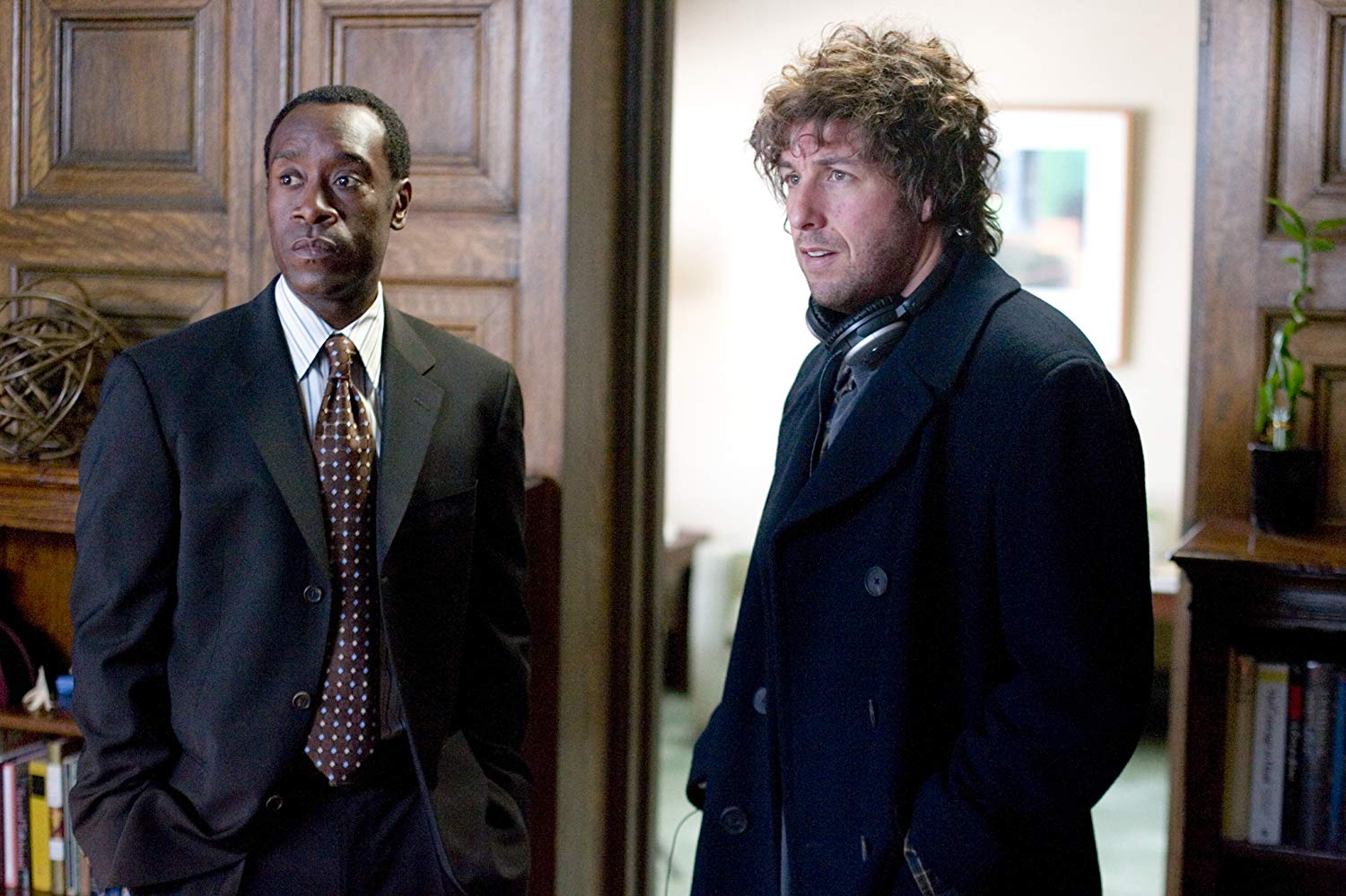 The Ace Black Blog: Movie Review: Reign Over Me (2007)