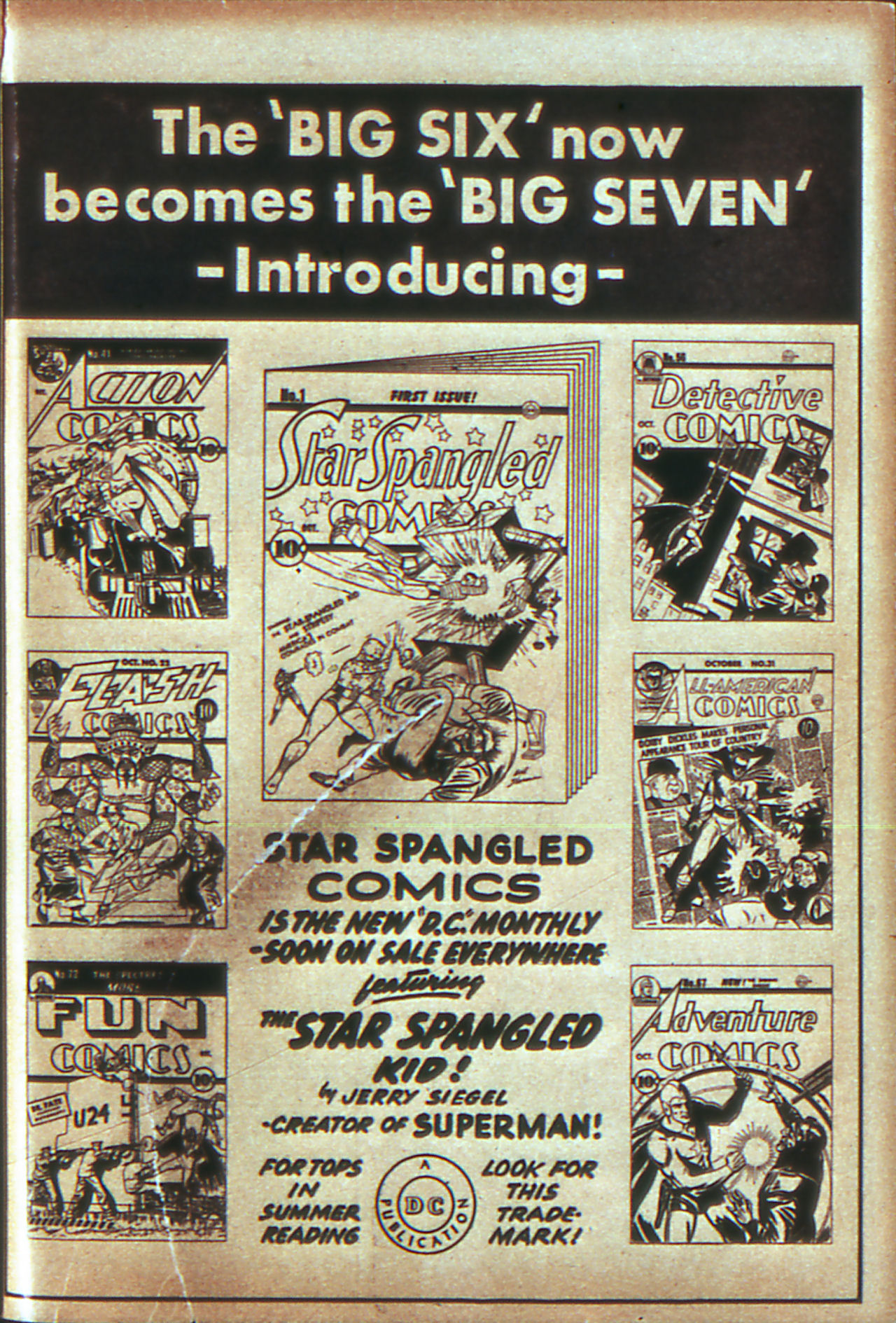 Read online All-Star Comics comic -  Issue #7 - 68