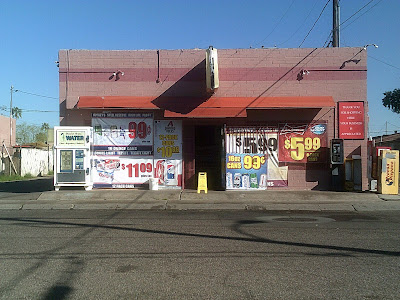 Turney Village Market store building