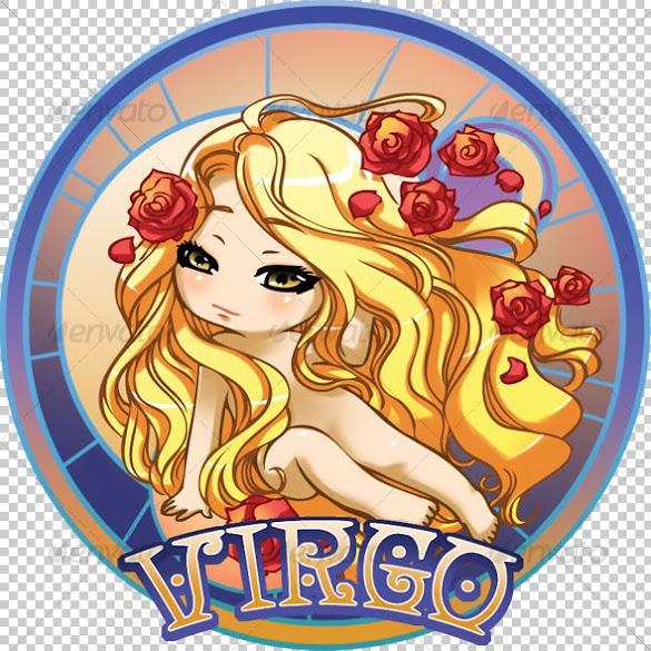Kumpulan Gambar Zodiak Virgo Keren | Wallpaper Zodiak