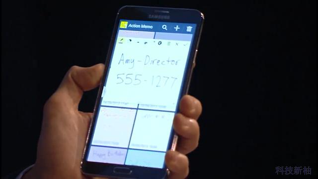 詳盡報導 SAMSUNG Galaxy Note 3、Note 10.1、 Galaxy Gear 發表會內容 Galaxy+Note+App++-03