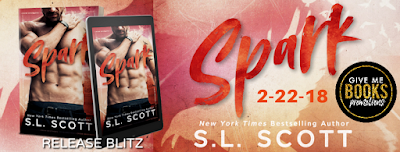 Spark by S.L. Scott Release Review