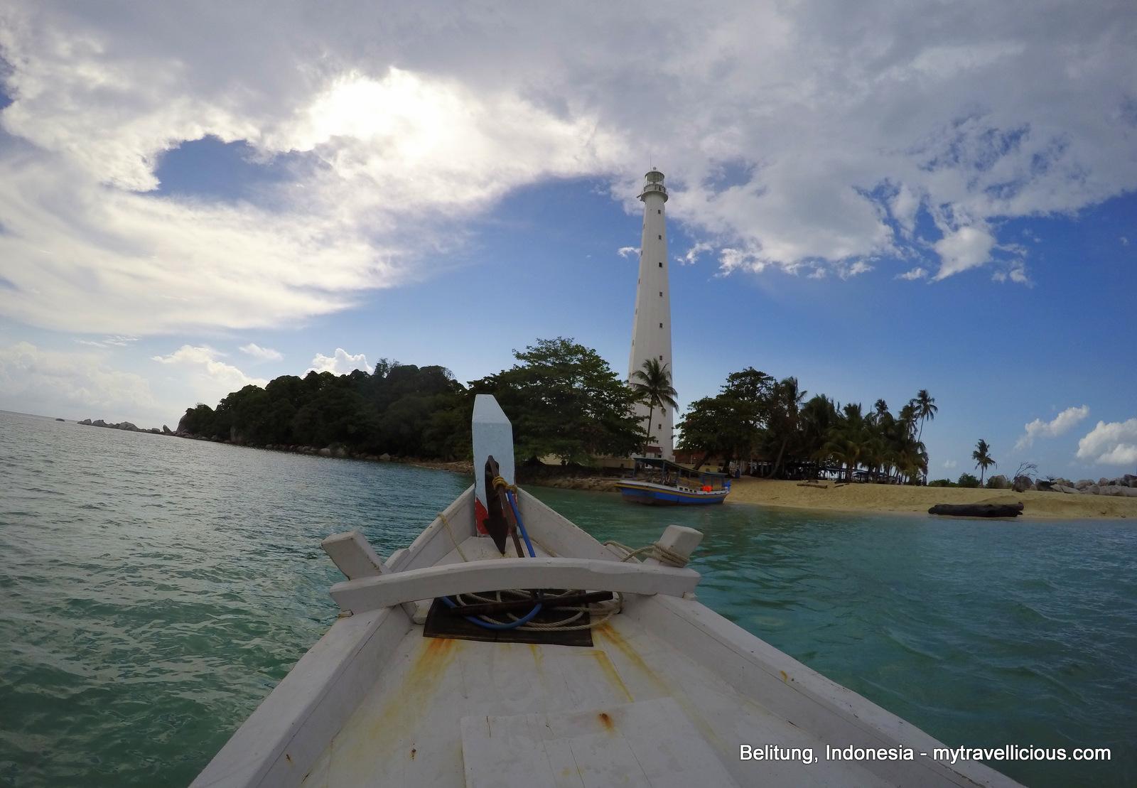 Tips Travel ke Pulau Belitung Indonesia, 4Hari 3Malam ...