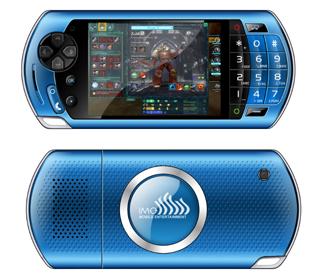 IMO W8800 Ponsel Game Mirip Sony PSP   Gadget Terbaru