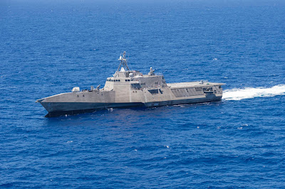 Another US Navy Littoral Combat Ship Breaks Down