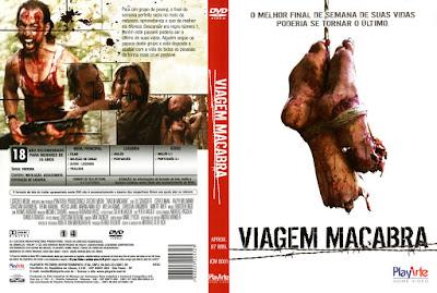 Filme Viagem Macabra (Break) DVD Capa