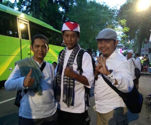 Aksi Damai 212 - Kader Lintas Ortom Muhammadiyah Bersatu