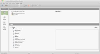 Cara Mengoneksikan MySQL dengan LibreOffice Base