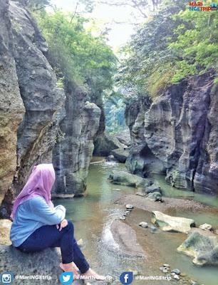 Sungai Cikahuripan Mari NGEtrip