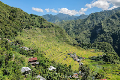 Batad Rice Terraces Ifugao Cordiilera Administrative Region