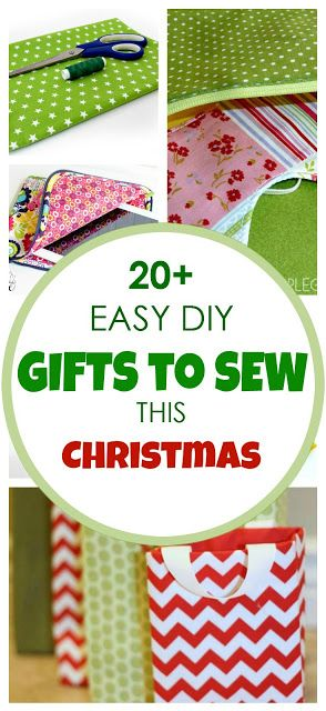 http://www.applegreencottage.com/2016/10/DIY-Christmas-gifts-easy-free-sewing-patterns.html