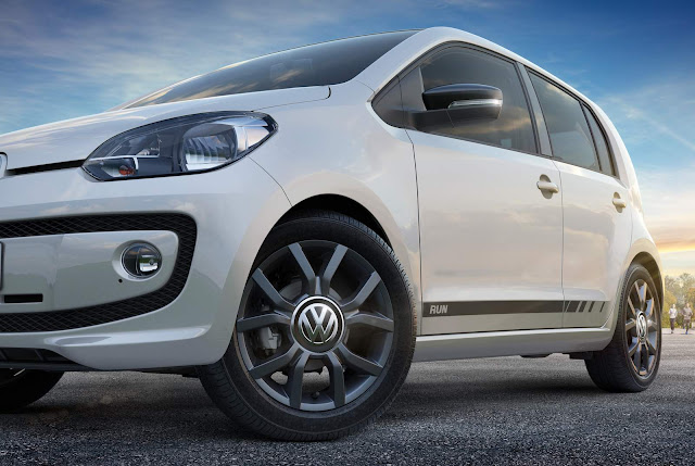 Volkswagen Up! 2017 Run