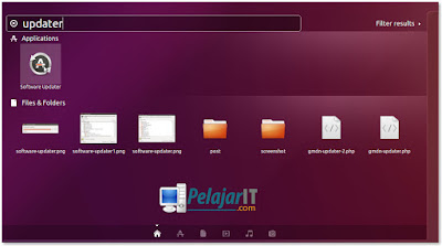 Setelah Install Linux Ubuntu