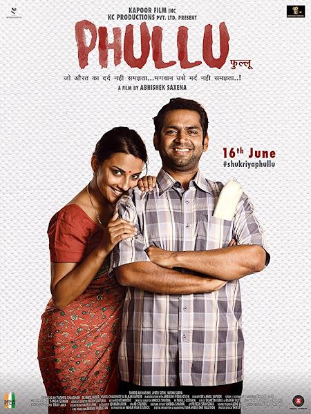 Poster of Phullu 2017 Full Movie [Hindi-DD5.1] 720p DVDRip ESubs Download