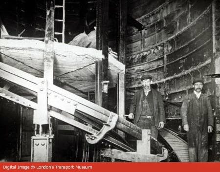 Dunbar and Boardman Curved escalators Who made the first