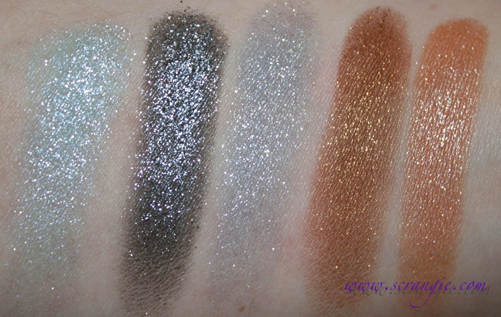 Scrangie: New Stila Jewel Eyeshadow for Spring 2012 Swatches and Review