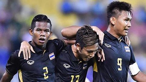 Thái Lan vượt mặt Việt Nam, vào nhóm 2 Asian Cup 2019
