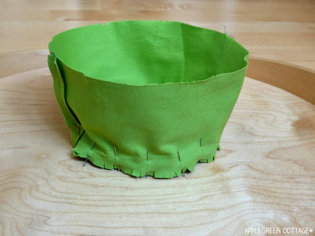 how to make a bucket hat for kids