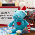 http://www.redheart.com/files/patterns/pdf/LW5718-I-Want-a-Hippopotamus-for-Christmas-Free-Crochet-Pattern.pdf