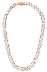 Luxe Asscher Statement Necklace