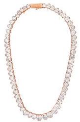 Luxe Asscher Statement Necklace