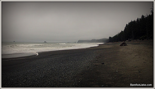 rialto beach backpacking