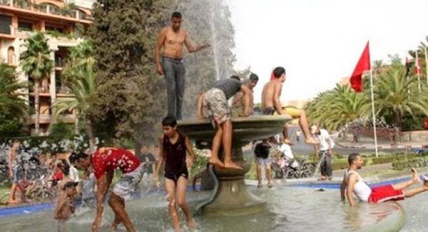 طقس حار بمنطقة سوس ماسة…