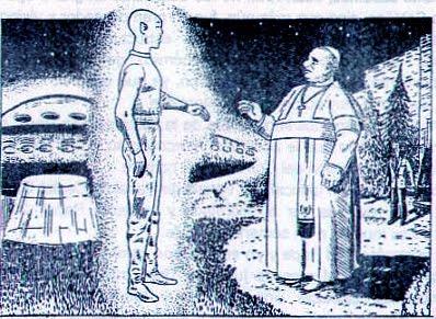 Papa João XXIII comunica-se vinte minutos