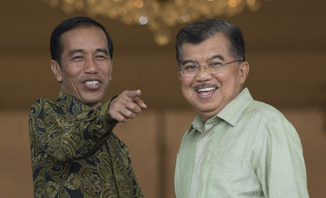Hasil Survei : Pemerintahan Kacau Penyebab Tidakpuasnya Masyarakat Terhadap Jokowi