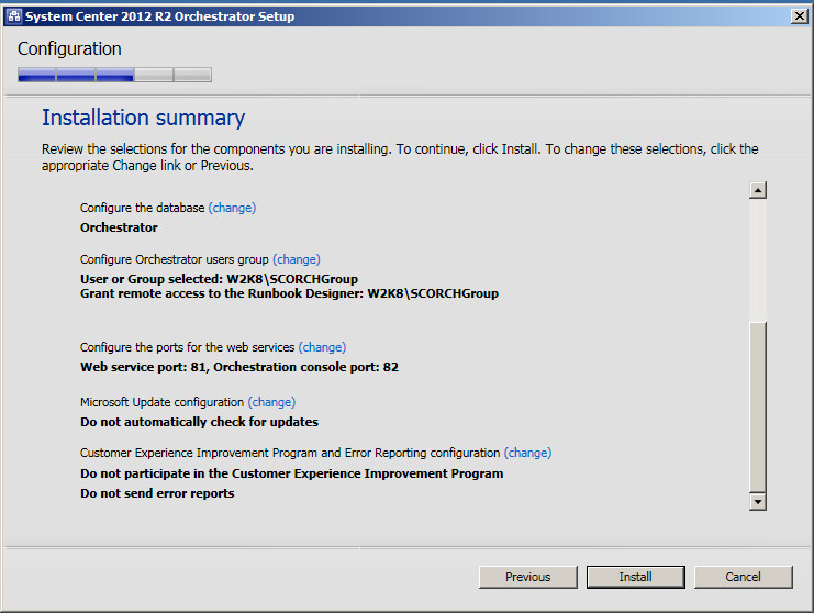 Venu Singireddy's blog: Orchestrator 2012 installation step by step