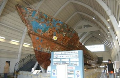 Melihat Kapal Mata2 di Japan Coast Guard Museum Yokohama