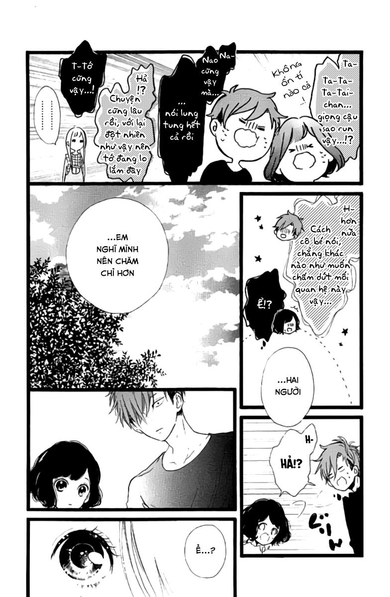 Honey (MEGURO Amu) chap 35 - Trang 22