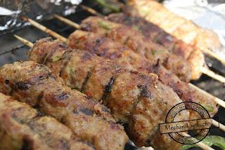 A'la tureckie kofty z wieprzowiny mechanik w kuchni mechanik pszczyna długi weekend polacy lubią grillować kebab kebap mechanik śląskie sezon grillowy blog roku płatne reklamy wieprzowina baranina jagnięcina na grillu grillowana żeberka
