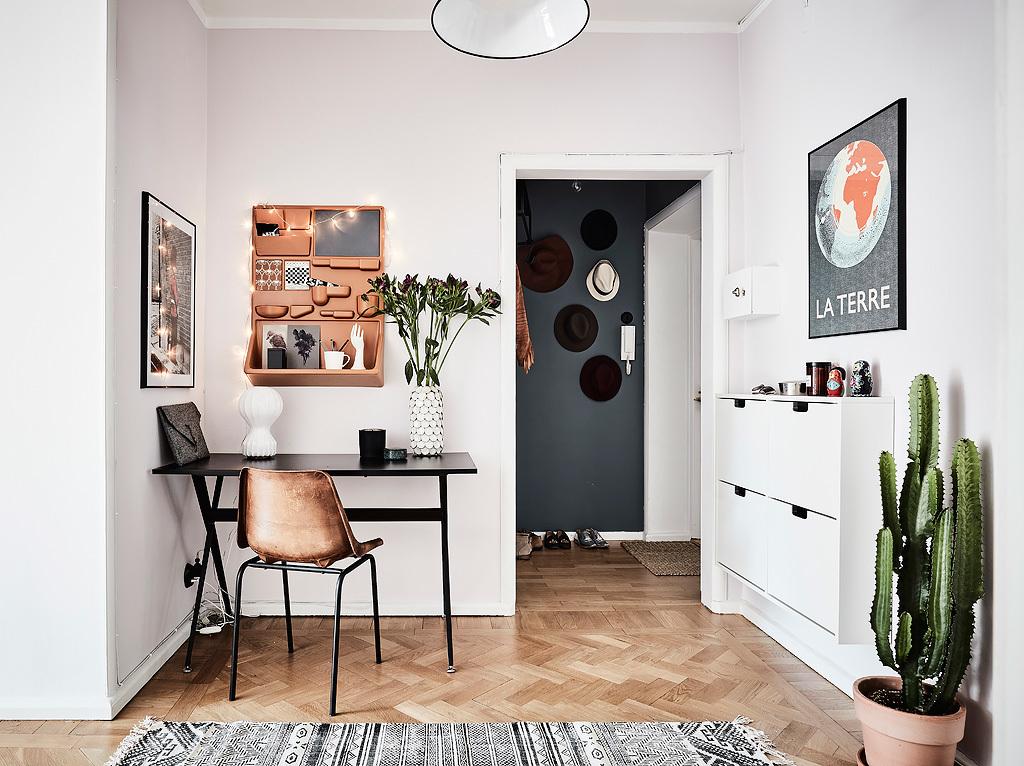 zona de trabajo en casa, office, workspace, modboard, estilo nordico, decoracion nordica, escritorio, interiorismo, barcelona, alquimia deco,