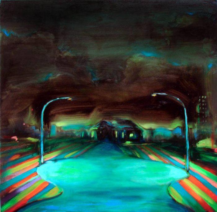 Канадский художник. Ian McLean