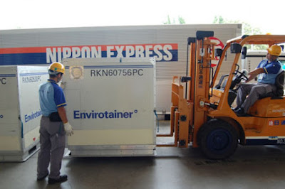 Lowongan Kerja PT. Nittsu Lemo Indonesia Logistik (Nippon Express), Job: CS Export Import Staff.