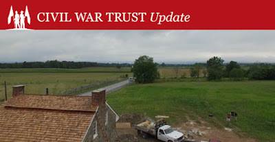 Time-Lapse of Lee's HQ, Zouaves at Second Manassas, and Little Round Top