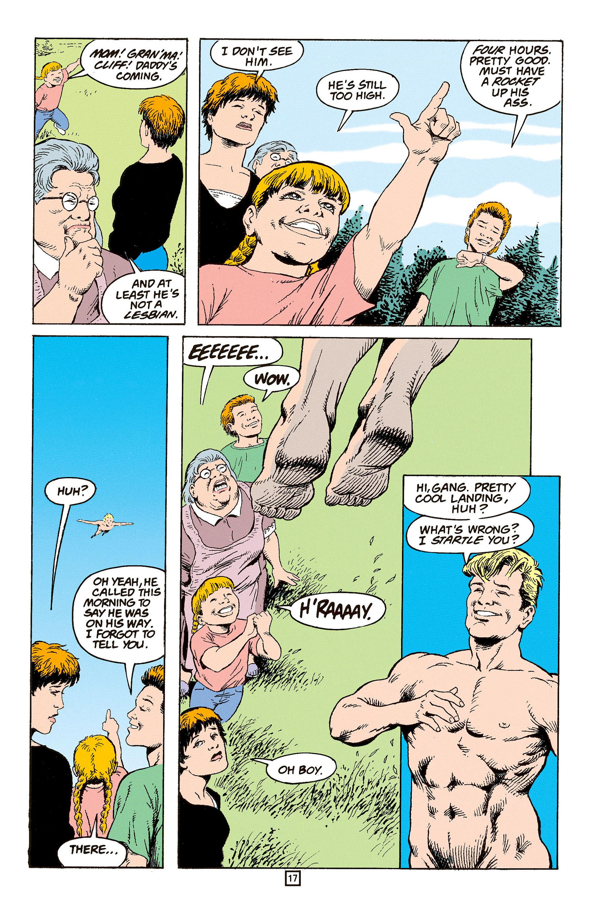 Read online Animal Man (1988) comic -  Issue #60 - 18