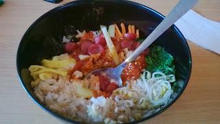 Korean Food Kimchi Topokki Bulgogi Korea Indonesia Yogyakarta DariOppa Gongsin Mbak Diskon Murah Harga Mahasiswa SMA Kantin