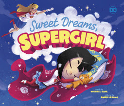 Sweet dream, Supergirl is a great before bedtime read to help get any superhero-loving child into a nighttime routine that helps them rest up for another exciting day.