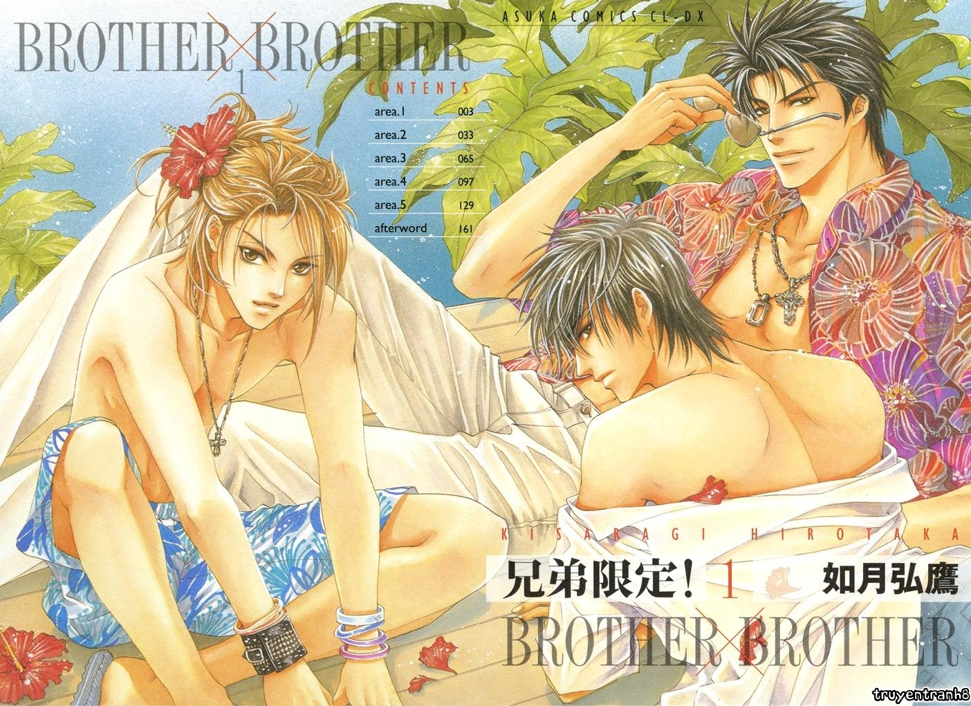 Hình ảnh truyentranh8.com brother03 in Brother X Brother