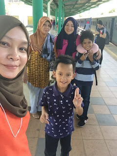 Jalan-Jalan ke Tenom, Sabah 1