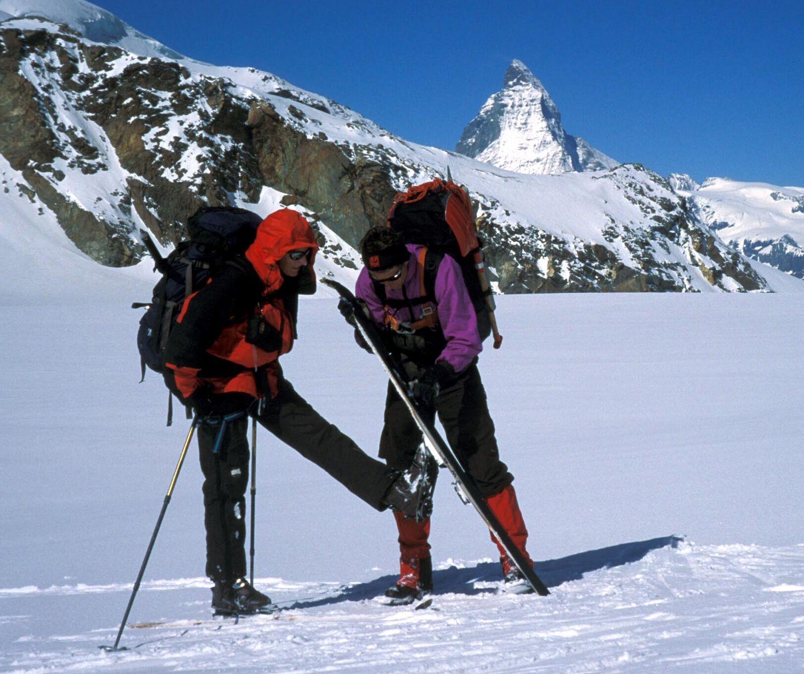 brukte randone ski