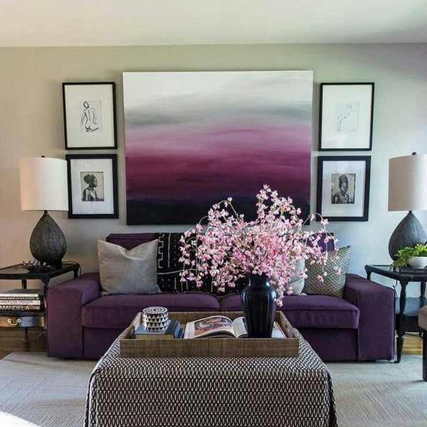 purple-decor