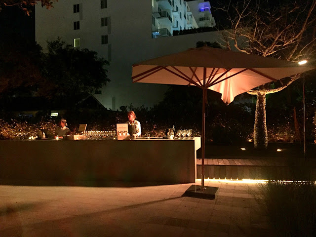 A Magical Evening At Sacred Space Miami Noble Vines wine bar