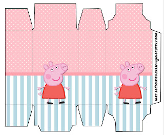 Kit Completo Peppa Pig Kit Completo Com Molduras Para Convites