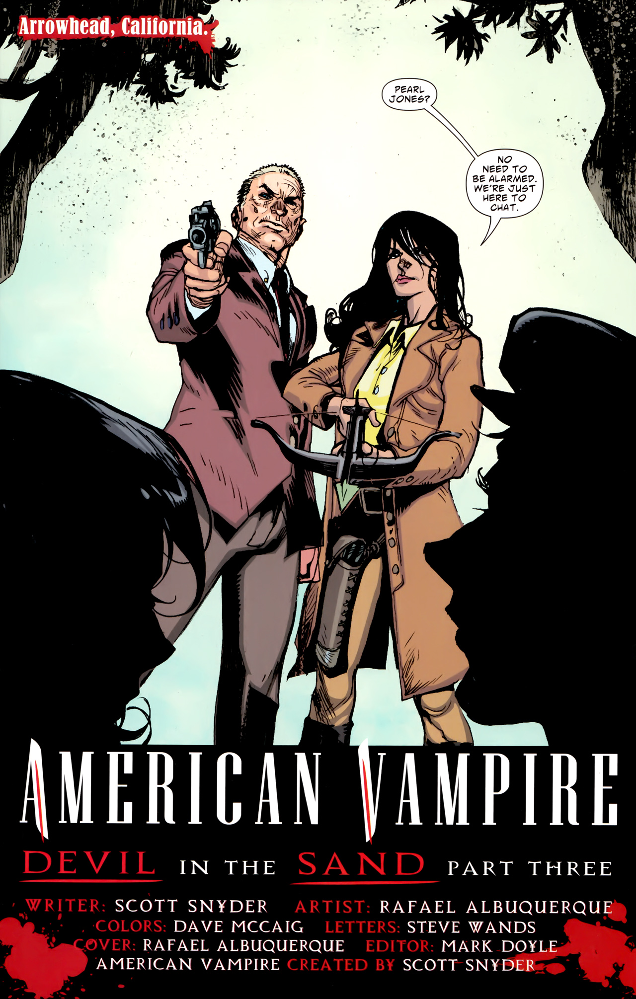 Read online American Vampire comic -  Issue #8 - 2