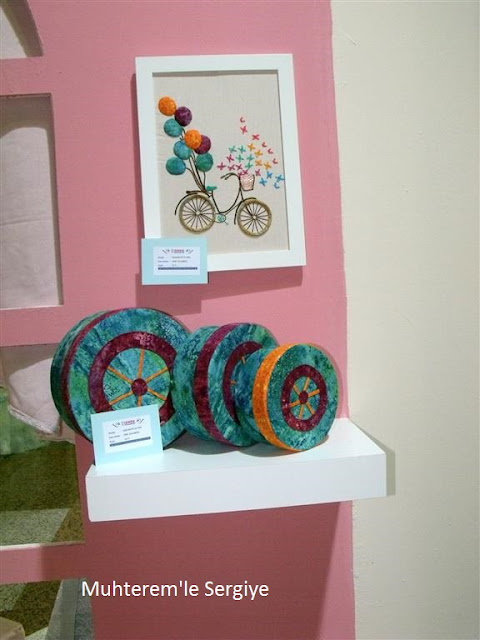 bisikletli çocuk odası