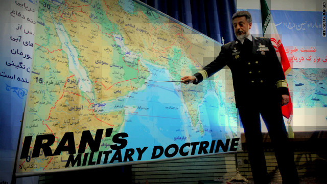 THINK TANK | Iran's Military Doctrine : A Comprehensive Report by Michael Connell